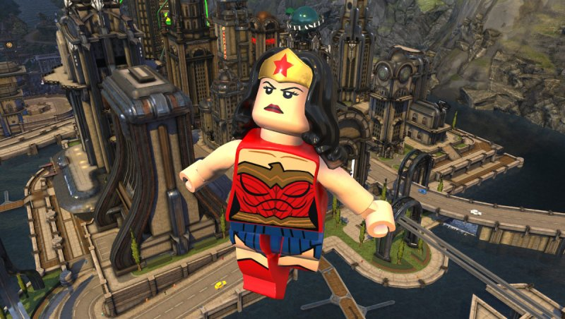 LEGO DC Super-Villains, il trailer di lancio