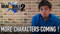 Dragon Ball Xenoverse 2 - Videomessaggio dal producer