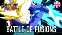 Dragon Ball FighterZ - Trailer di lancio del DLC Battle of Fusions