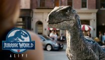 Jurassic World Alive – Trailer live action
