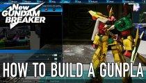 New Gundam Breaker - Tutorial sulla creazione di un Gunpla