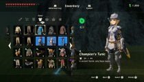 The Legend of Zelda: Breath of the Wild - Il trailer dei costumi di Linkle