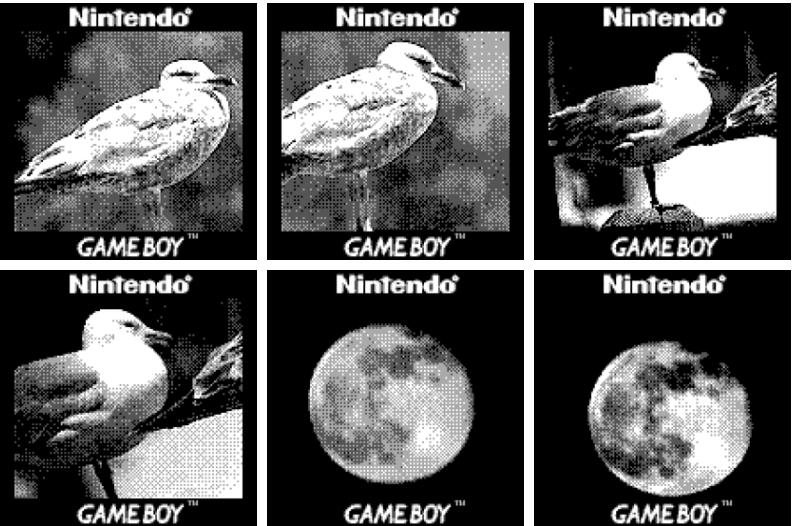 C'è chi è riuscito a scattare una foto alla Luna utilizzando il proprio Game Boy Color