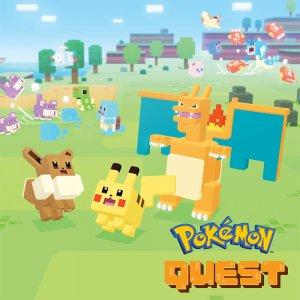 Pokémon Quest per iPad