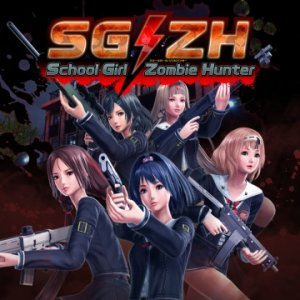 School Girl/Zombie Hunter per PlayStation 4