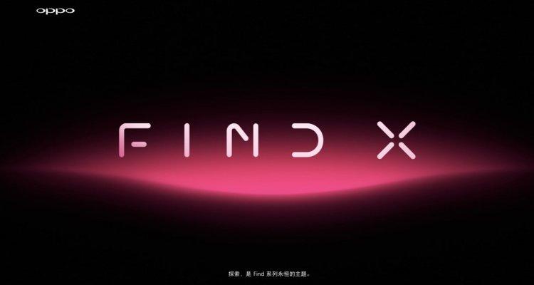 Oppo Find X verrà mostrato per la prima volta a Parigi ...