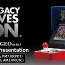 Il Neo Geo Mini verrà presentato nella notte fra il 9 e il 10 giugno, alle 4.00 del mattino