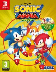 Sonic Mania Plus per Nintendo Switch