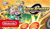 Sushi Striker: The Way of Sushido – Trailer di lancio