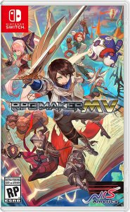 RPG Maker MV per Nintendo Switch