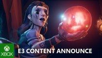 Sea of Thieves: Cursed Sails e Forsaken Shores - Trailer E3 2018