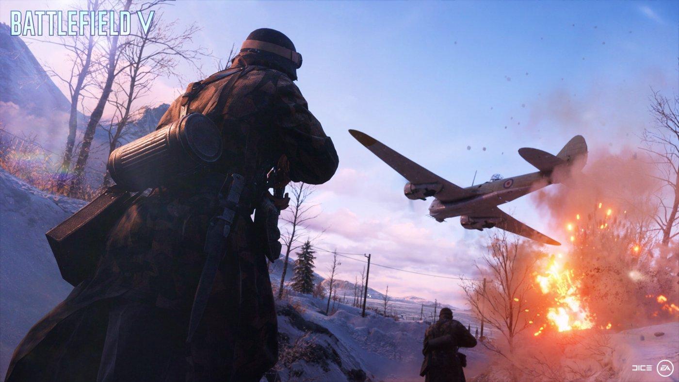 Battlefield 5: patch 1 04 disponibile, ecco i principali