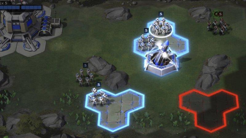 Command Conquer Rivals 1