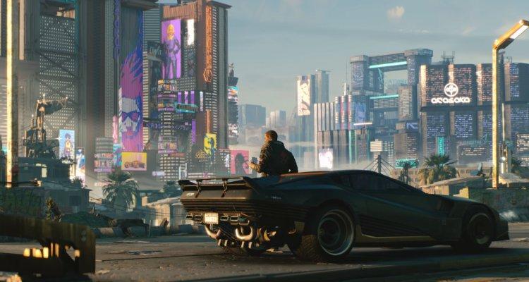 Cyberpunk 2077, Keanu Reeves ha presentato il nuovo trailer all'E3 ...