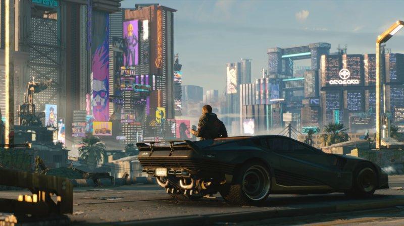 Cyberpunk 2077 Trailer E32018 18