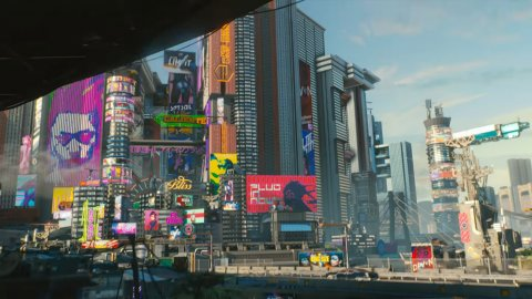 Cyberpunk 2077: DLC popping up on the Epic Game Store for a little while, some were free