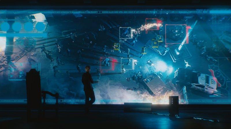Cyberpunk 2077 Trailer E32018 26