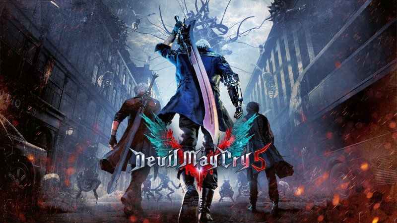 Devil May Cry 5 00025