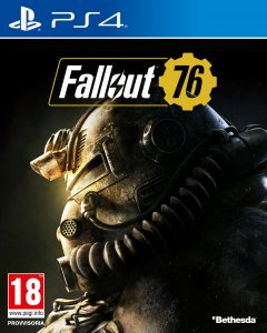 Fallout 76 per PlayStation 4