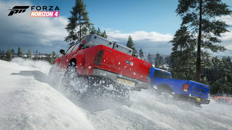 Forza Horizon 4 12