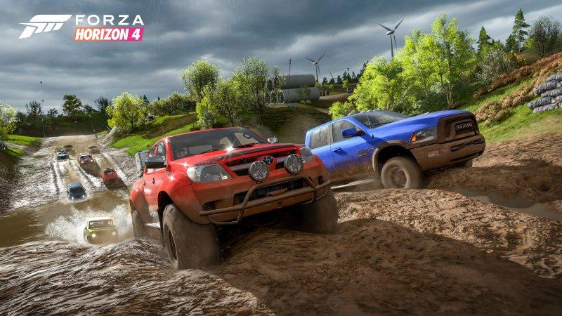 Forza Horizon 4 8