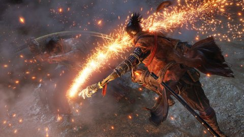 Sekiro: waiting for Elden Ring, user beats the final boss every day, we are at 91 °