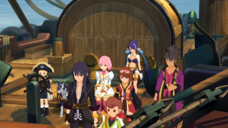 Tales Of Vesperia Definitive Edition 00007
