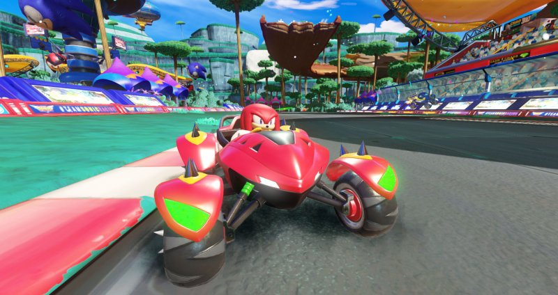 Team Sonic Racing E32018 04