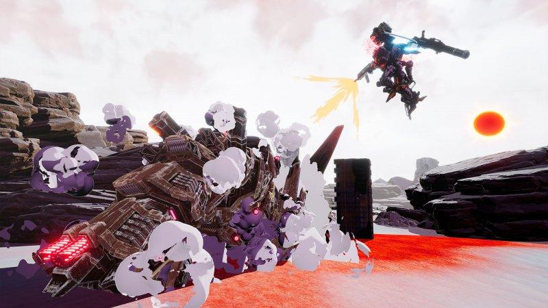 Daemon X Machina E32018 12
