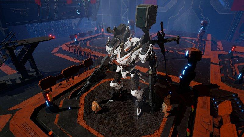 Daemon X Machina E32018 26