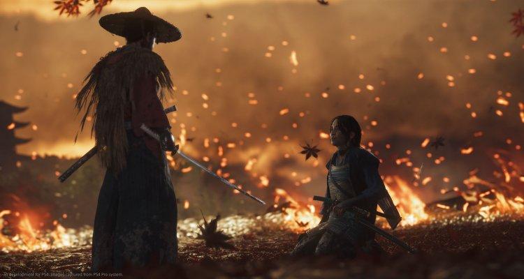 Ghost of Tsushima è ancora un titolo PS4, assicura Sony