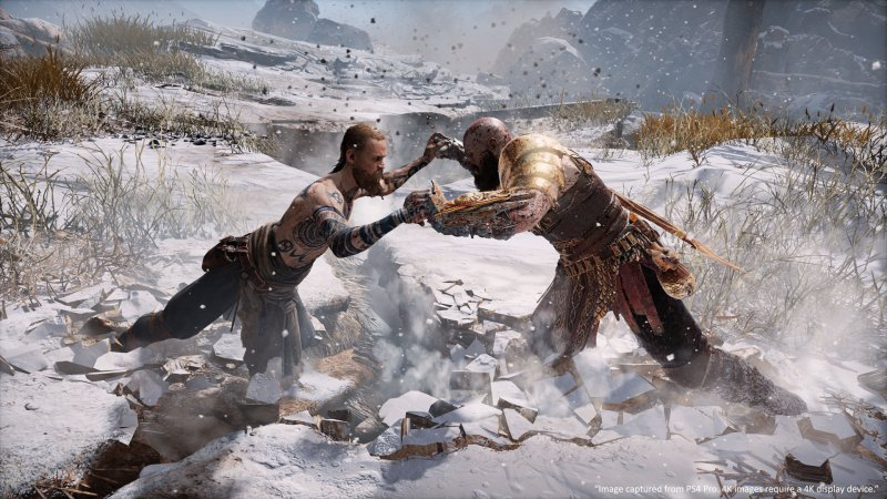 God Of War New Game Plus 05