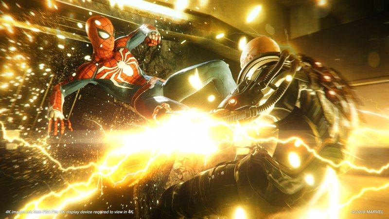 Marvels Spider Man 1