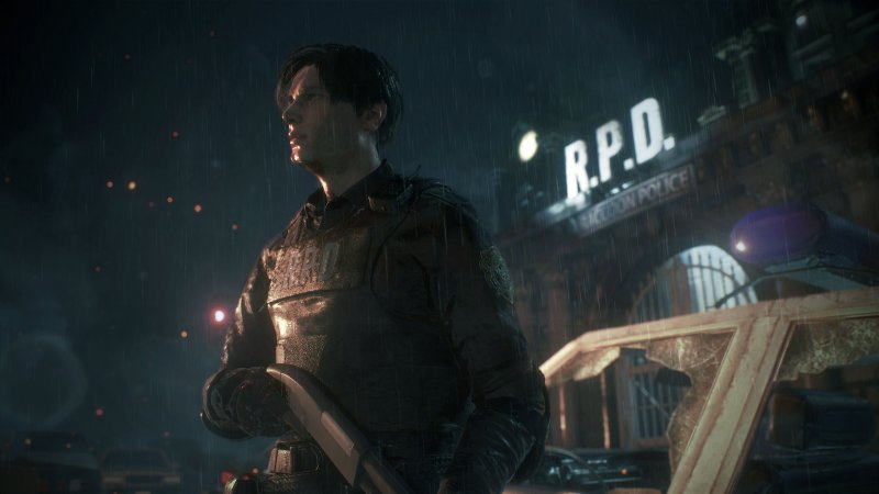 Resident Evil 2 18