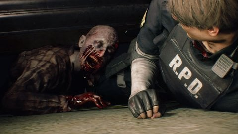Resident Evil 2 and 3 Remake were inspired by the style of Disney