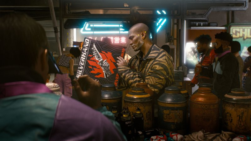 Cyberpunk 2077 - Nuovi dettagli da cd project red - RPG in Prima persona