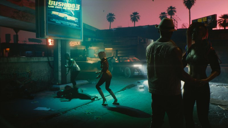 Cyberpunk2077 You Better Not Interfere Rgb