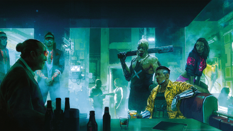 Cyberpunk 2077: are Night City's parents the worst in the world? Video is viral