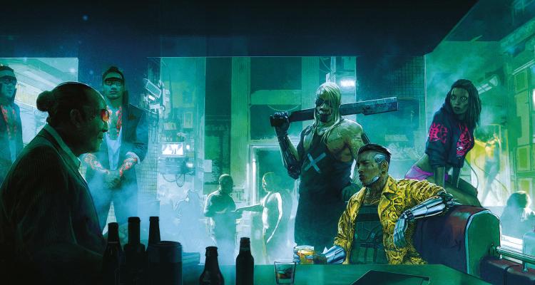 Cyberpunk 2077: i genitori di Night City …