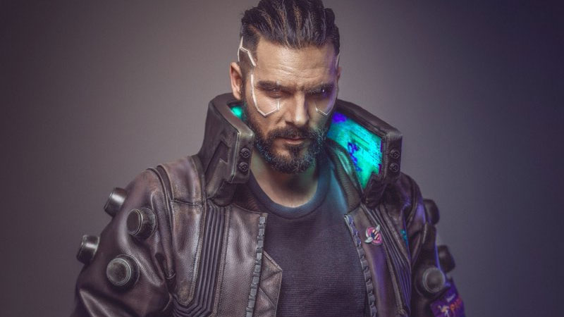 Cyberpunk 2077 Cosplayer2