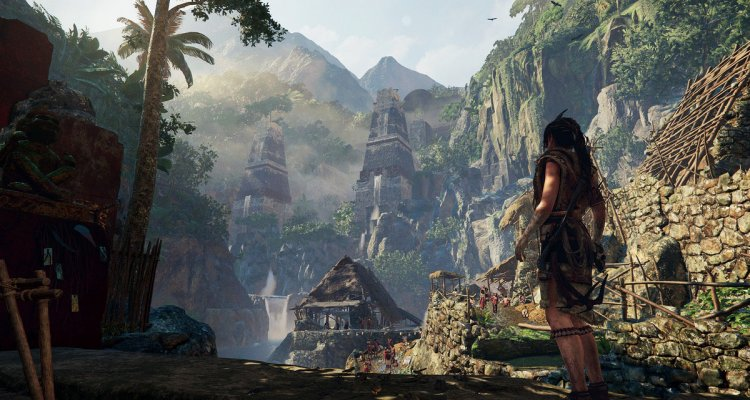 Tomb Raider sesso video