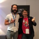 E3 2018: Neil Druckmann di Naughty Dog ha esaudito il suo sogno di incontrare Shigeru Miyamoto