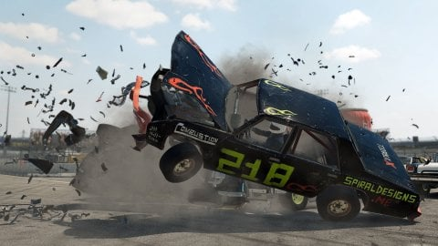 Wreckfest arrives on PS5: release date and next-gen news revealed by a trailer