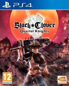 Black Clover: Quartet Knights per PlayStation 4