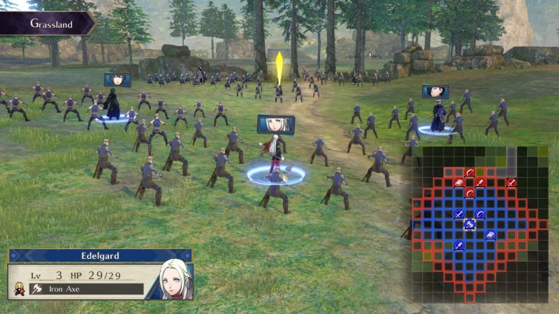 Fire Emblem Three Houses Nswitch Image11