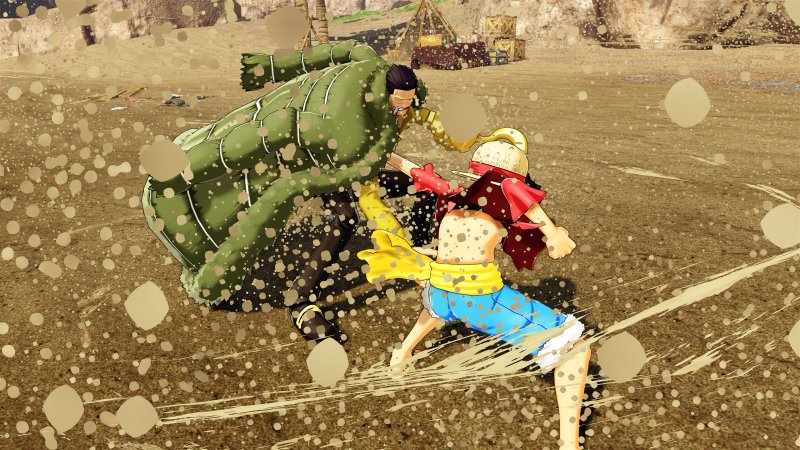 One Piece World Seeker 11