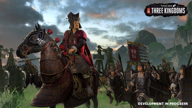 Totalwar Three Kingdoms 1