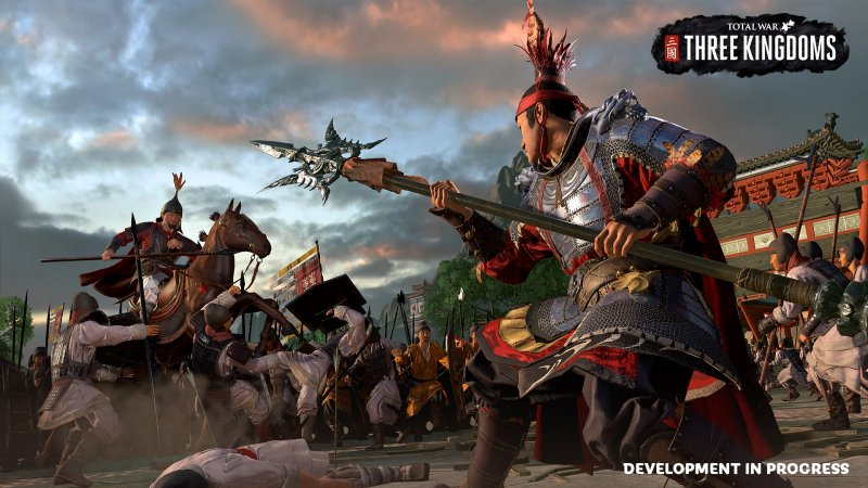 Totalwar Three Kingdoms 2