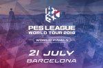 PES League 2018: annunciata la città in cui si svolgeranno le World Finals - Notizia