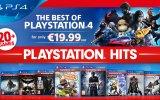 Sony annuncia la linea PlayStation Hits, giochi per PS4 al prezzo di 19,99 euro - Notizia